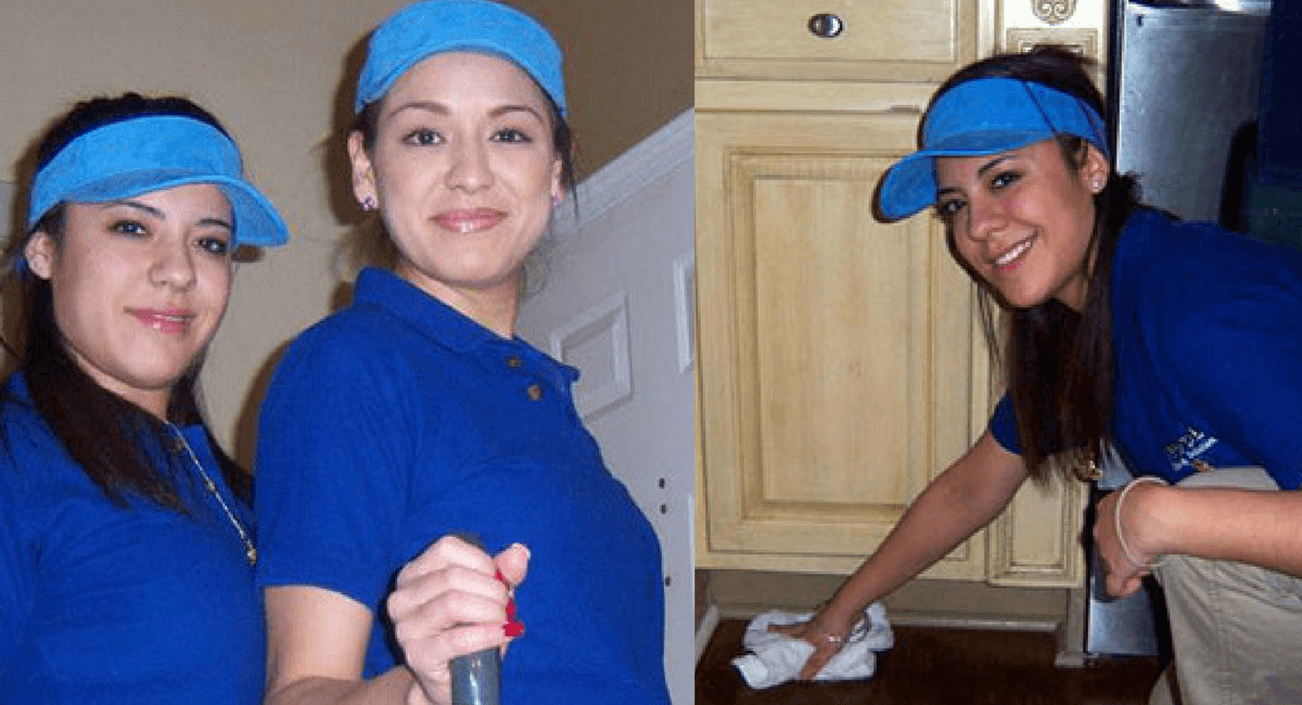 chantis cleaning crew